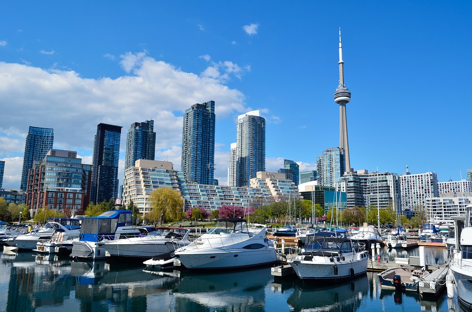 Toronto benefited from its Amazon HQ2 loss
