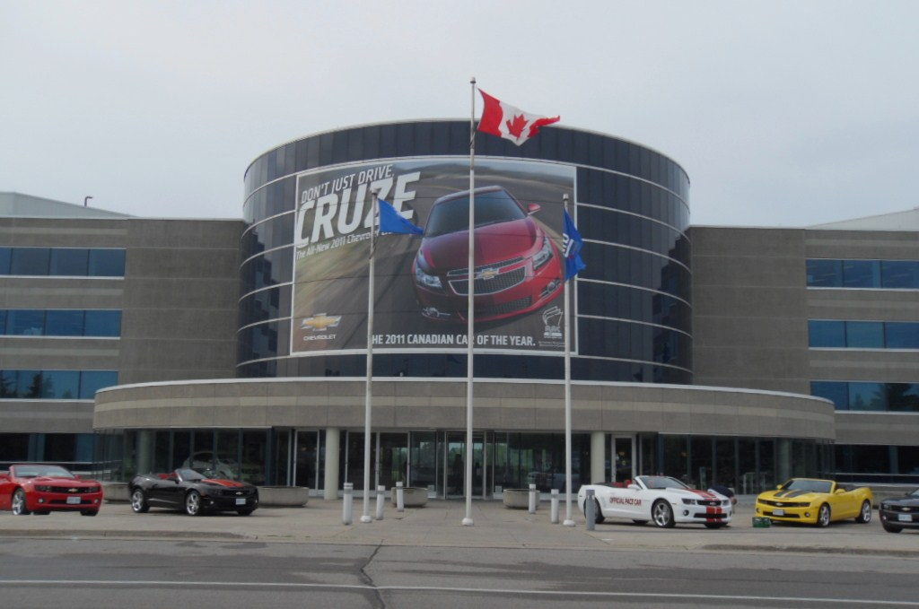General Motors plans to shut down auto plant in Oshawa