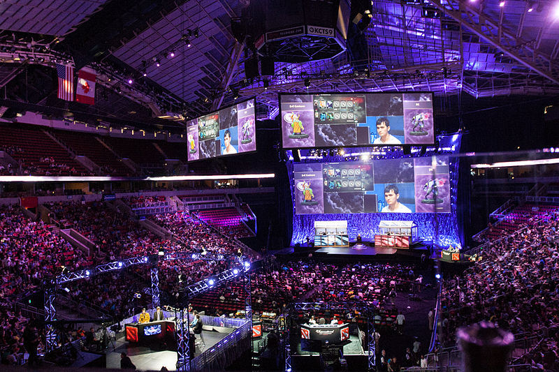 eSports finally enters the big leagues' arena
