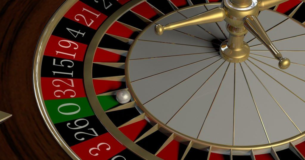 This picture show a Roulette.