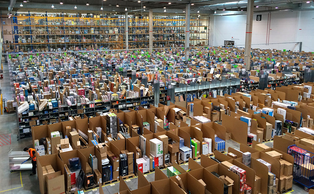 Amazon is living in a world of it own. One in which SMEs are doing great.