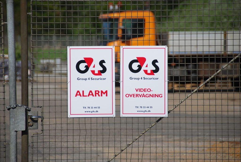 G4S is keeping the gate shut, refusing GardaWorld's takeover offer