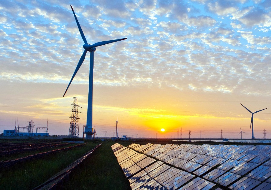 Green energy plays might be the answer to today's uncertainty