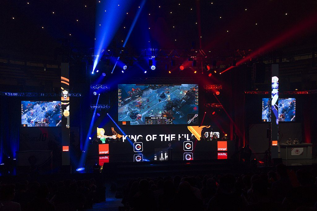 eSports investment offers phenomenal growth potential
