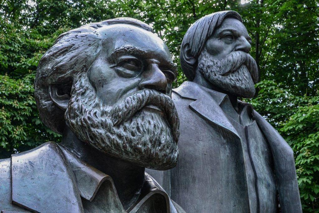 As investors, we're sometimes just like Marx