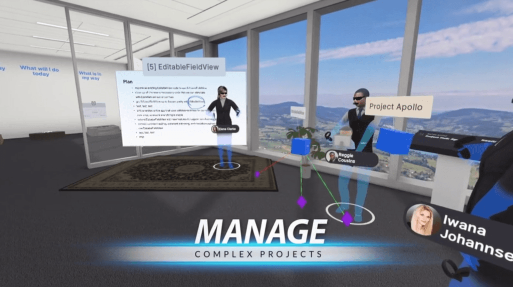 This Virtual Reality conferencing startup looks like a cheap knock-off of the Sims.