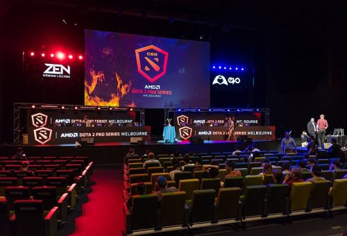 Community is important in the formation of a gaming industry success story