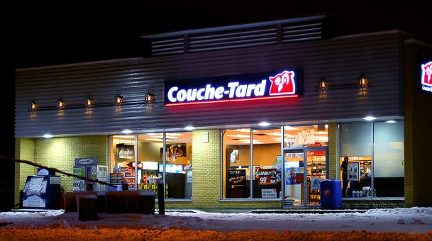 Alimentation Couche-Tard is utterly boring. This makes it a good investment in uncertain times.