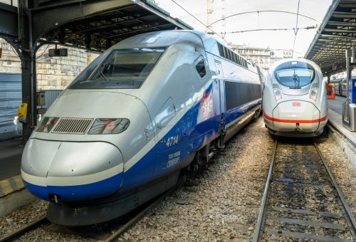 Bombardier applauds blocked merger of Siemens and Alstom 1
