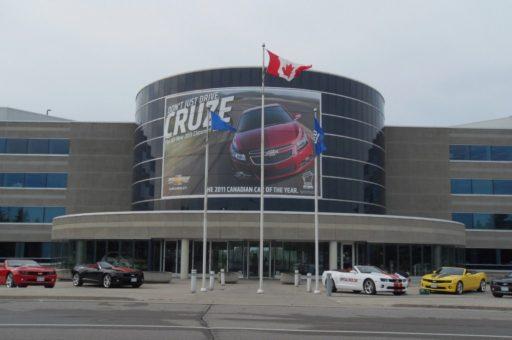 General Motors plans to shut down auto plant in Oshawa 1