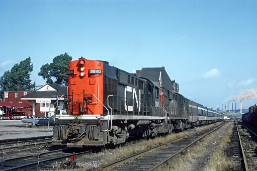Is Canadian National Railway worth buying 1