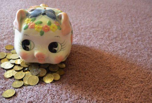 Spending pennies on TSX stock