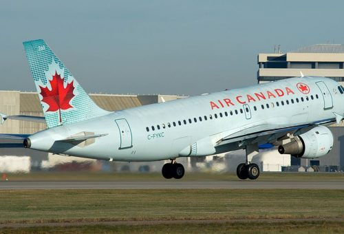 The Canadian government plans to let airlines pay for delayed flights 2