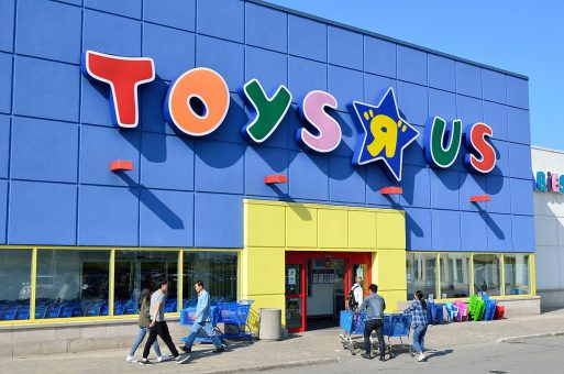 "Toys ""R"" Us gets another boost in operations via new partnership 1"