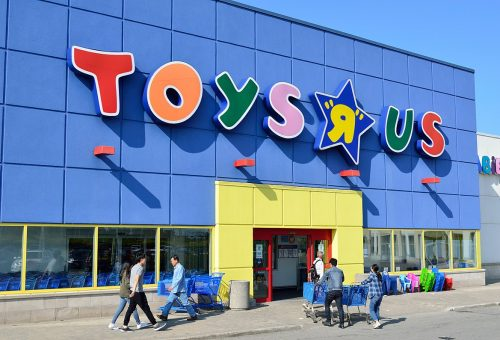 """Toys """"R"""" Us gets another boost in operations via new partnership 1"""