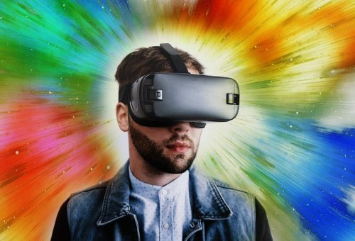 Virtual Reality will blow your mind into the future