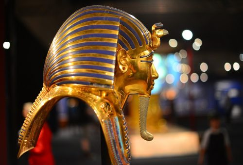 Buffett's not the first to buy gold. Ancient Egyptians used gold, too.